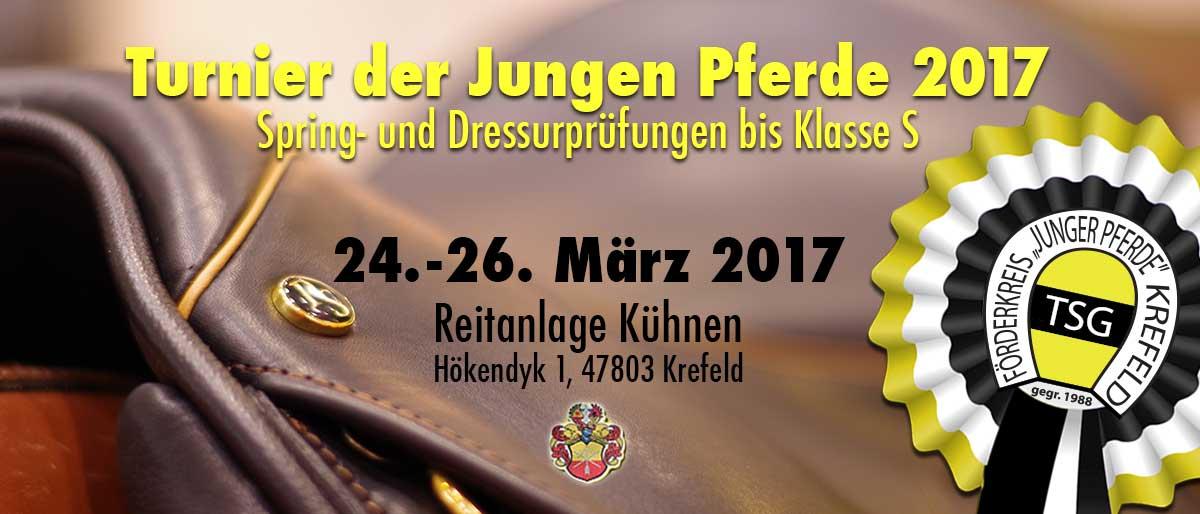 Permalink zu:Junge Pferde Turnier 2017