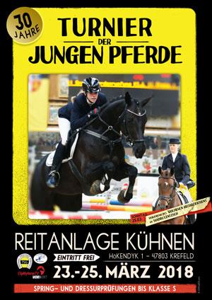 Junge Pferde Turnier 2018